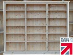 Argos Pine Bookcase Buy Collection Tall Wide Extra Deep Bookcase Solid Pine At Argos