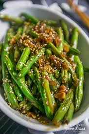 family garden chinese restaurant garlic chinese style green beans sweet c u0027s designs