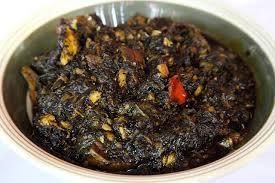 cuisine ivoirienne en cuisine ivoirienne sauce d épinards à la viande de bœuf lepaysan ci