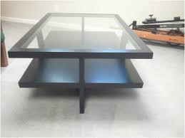modern glass coffee table dining chairs aluminium railings ottoman