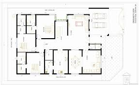 front elevation and floor design of house 57x90 gharplans pk
