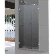 39 Shower Door Dreamline Frameless Shower Door 39 X 72 Radiance Hinged Glass