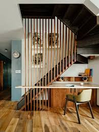 Apartment Stairs Design A Gut Renovation Merges Two Apartments Into One Design Milk