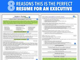cfo sample resume ideal resume for someone with a lot of experience business insider