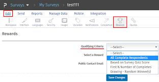 gift card software gift card rewards surveyanalytics online survey software