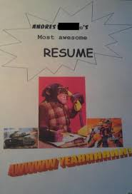 Funny Job Resumes by 21 Funny Resumés U0026 Cover Letters Photos Huffpost