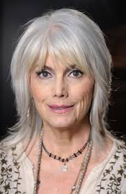 hairstyles for medium length hair with bangs for women over 40