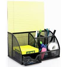 Safco Mesh Desk Organizer by Office Supply Organizers Home Design