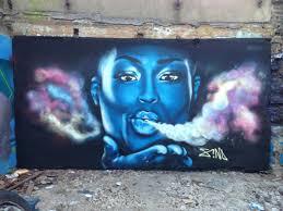 3d murals outdoor mural paint uk global street art new zina in london