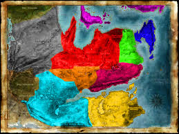 thedas map through the age