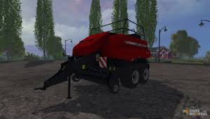 massey ferguson baler 2290 for farming simulator 2015