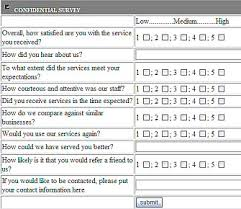 customer satisfaction survey cover letter custom paper service