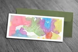 handmade watercolor cards thank you card designs handmade greeting cards special