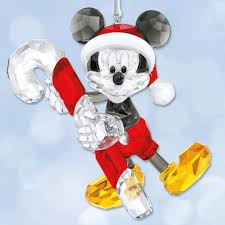 2016 swarovski mickey mouse ornament sterling