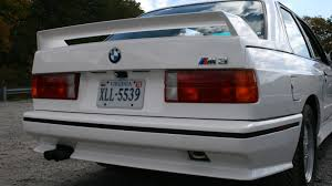 100 1988 bmw e30 m3 electical manual 1988 bmw e30 m3 review