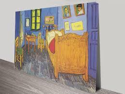 la chambre de gogh à arles la chambre à arles canvas print by vincent gogh