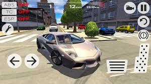 city car driving lamborghini car driving simulator android apps on play