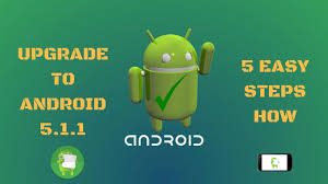 how to upgrade your android 4 4 2 kitkat to lollipop 5 1
