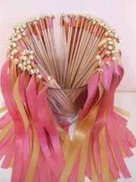 ribbon streamers best 25 wedding ribbon wands ideas on wedding wands