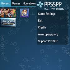 ppsspp 0 9 1 apk playstation portable emulator for bb10 ppsspp blackberry