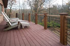 non traditional railings for your porch or deck the porch