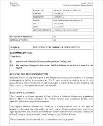 how to write petition guide petition template 05 30 free petition
