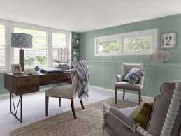 Model Home Interior Paint Colors by Van Courtland Blue 5774