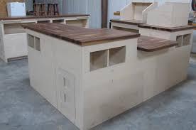butcher block top rustic wood u shaped cash wrap sales counter butcher block top rustic wood u shaped cash wrap sales counter http