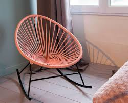Acapulco Rocking Chair Bedroom Boqa