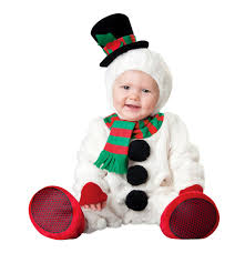 huamei baby costumes christmas snowman animal infant halloween