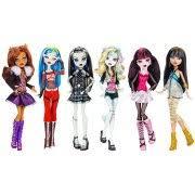 monster fashion dolls