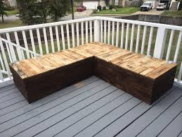 Make Wood Patio Furniture by Diy Outdoor Furniture With Old Pallet Furniture Ideas And Decors