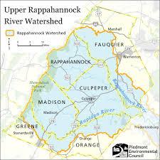 Fau Map Headwater Stream Initiative Faq Friends Of The Rappahannock