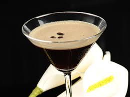 Vodka Martini Recipes That Are Espresso Martini Recipe Coffee Flavored Cocktail Drink With Vodka