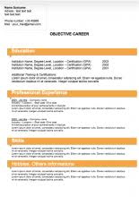 resume template editable free resume templates to download examples of resumes