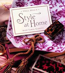 Home Decorating Book by Nell Hill U0027s Style At Home Mary Carol Garrity 9780740718748
