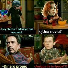 Meme Marvel - marvel meme by wiiii memedroid