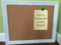 Decorative Cork Boards For Home Cork Boards With Frames 44h Us