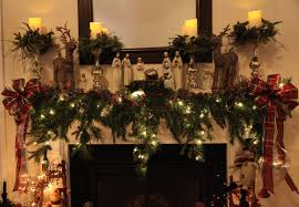 christmas 2015 mantel u0026 hearth u2013 country craft corner