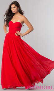 sweetheart prom dresses evening gowns promgirl