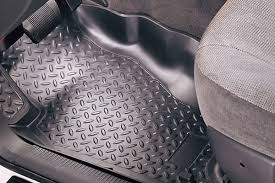 jeep liberty car mats husky liners 2005 2007 jeep liberty front floor liners