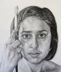 great pencil artists top in the world stunning self portraits by an a level student