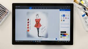 art tools in paint 3d