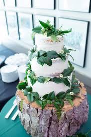 Wedding Cake Edmonton Nature Themed Jewish Wedding At Riverdale Community Hall Edmonton