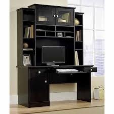 Small Black Corner Desk With Hutch Stylish Computer Desk With Hutch Black Awesome Interior Design