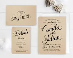 wedding invitations and rsvp cheap wedding invitations with rsvp 2 or less emmaline