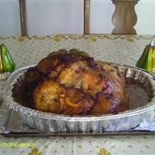 two stage thanksgiving turkey marinade recipe roasted