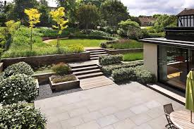 garden designs with sleepers 1000 ideas about sleepers garden on