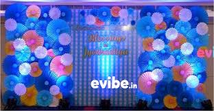 Birthday Party Decoration At Home by 10 Best Decorations For Home Birthday Party In Hyderabad