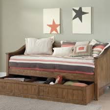 furniture creative daybeds with pop up trundle for home decor